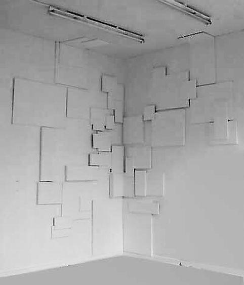 Pathegenic Escallation IV. Installation Art. Ian Barrington. 2003
