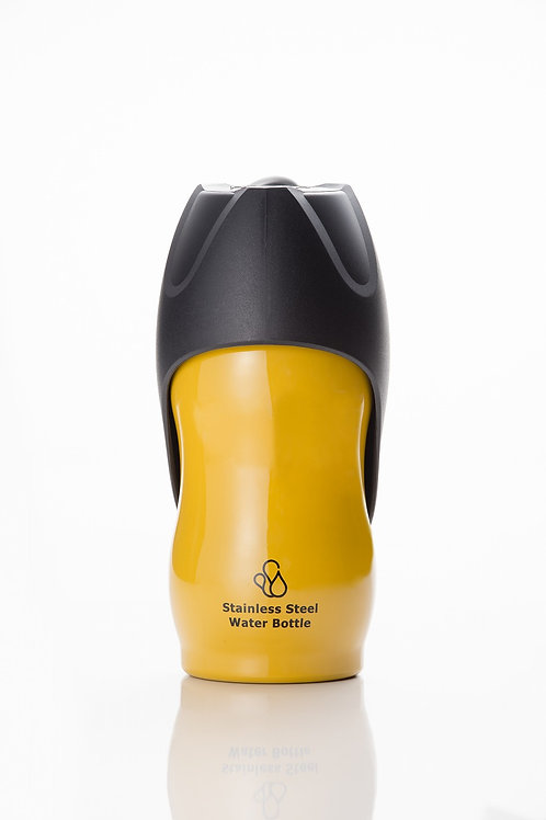 ROOP Water Bottle M yellow