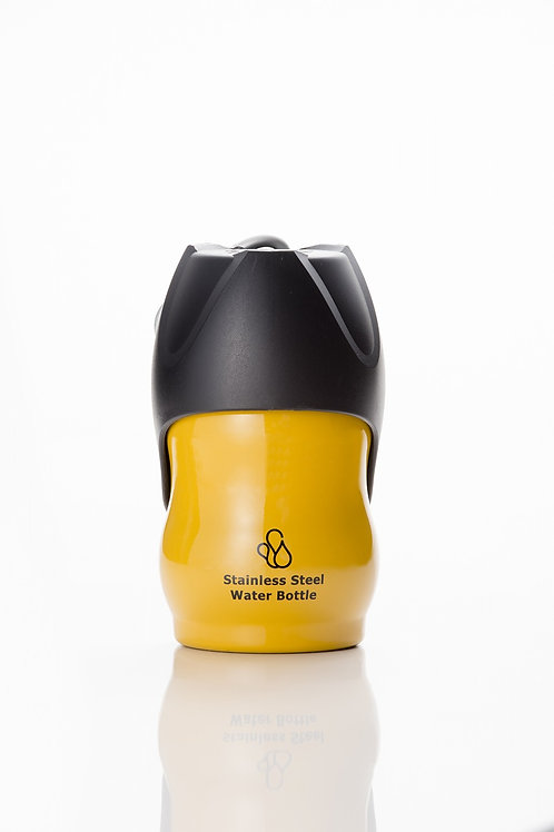 ROOP Water Bottle S yellow