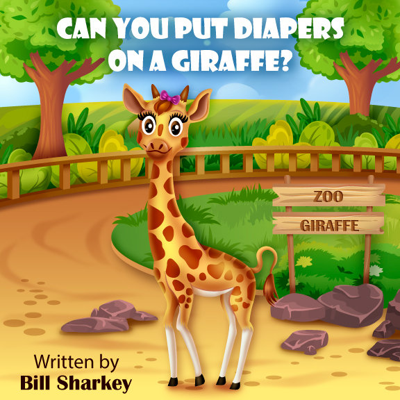 Can You Put Diapers on a Giraffe?