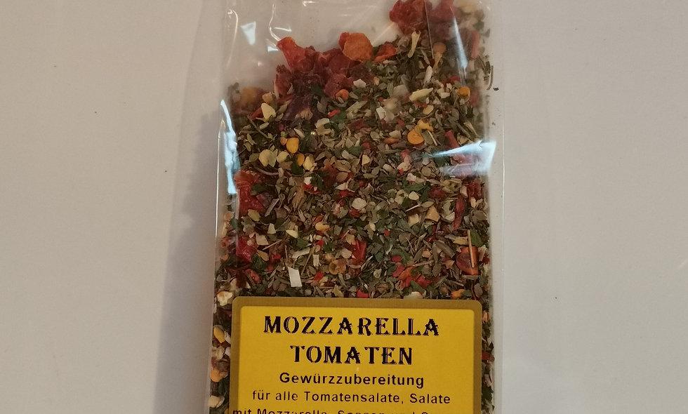 Tomate-Mozarella-Gewürzmischung