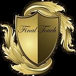 Final Touch Logo Gold without BG[Convert