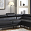 Thumbnail: Bounder Leather Sectional