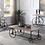 Thumbnail: Francie 3 Table Set -  Oak & Antique Gray
