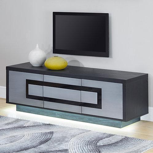 Contemporary Black Buffet/TV Console