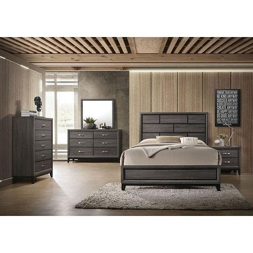 Valdemar Bedroom 5-Piece Set