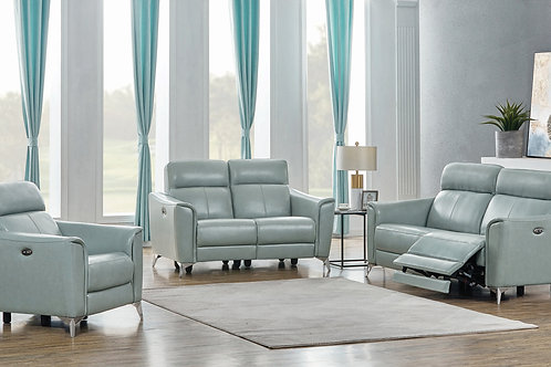 Motion-Sofa Leather Collections Set