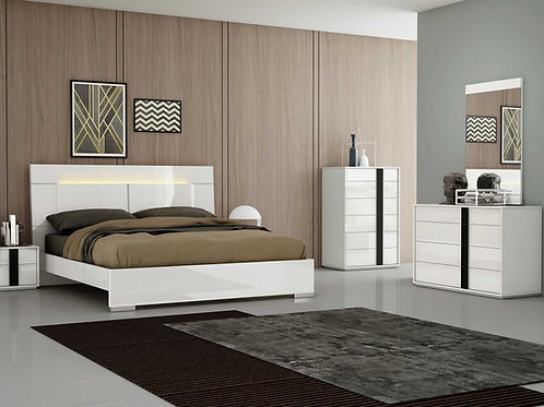 Kimberly SET 3-Piece Bedroom Set