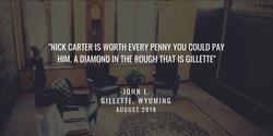 Nick Carter Review