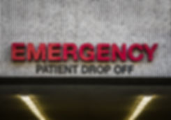 hospital-er-drop-off-sign-P2MN2JM.jpg
