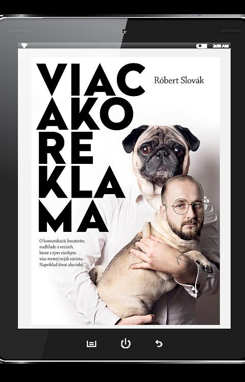 eBOOK - VIAC AKO REKLAMA
