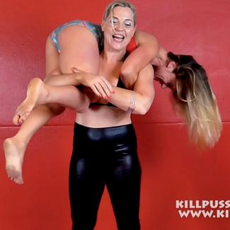 KPW226 Killpussy gives London a Lift & Carry Bash