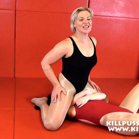 KPW224 Killpussy loves Facesitting Inferno