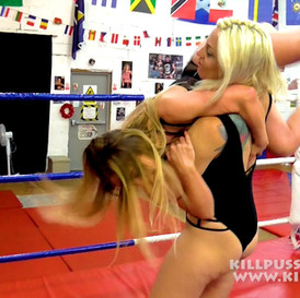 KPW253 Little London Can't Get Enough of Being Defeated part 1