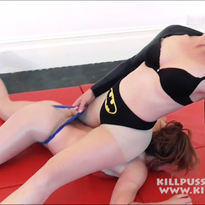 KPW0150 Wedgie War Killpussy Scorpion