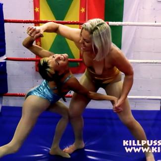 KPW227 Ms F Rank They call me Killpussy