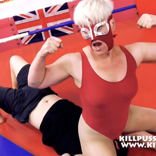 KPW0162 Pro Style Scissor Face Sit Match