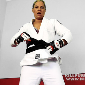 KPW0148 KIllpussy POV MMA Beatdown