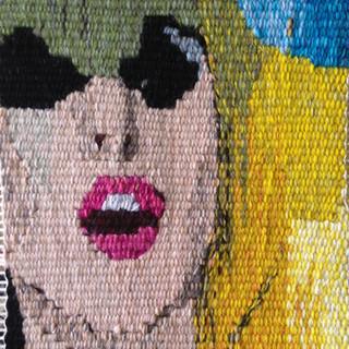 Stop Callin' Stop Callin' woven tapestry