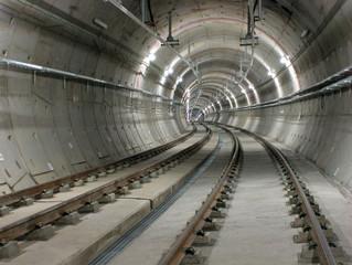 Energía eólica en los túneles del metro