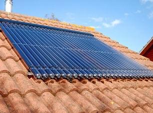 Curo solar térmica