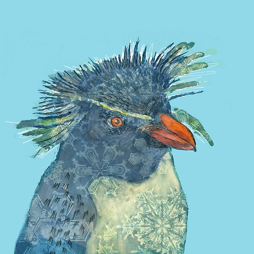 Set of 4 'Penguin' Cards (4 designs)