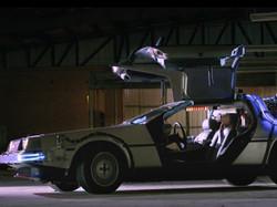 DeLorean Wings Up