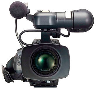 Live stream webcast HD broadcast camera