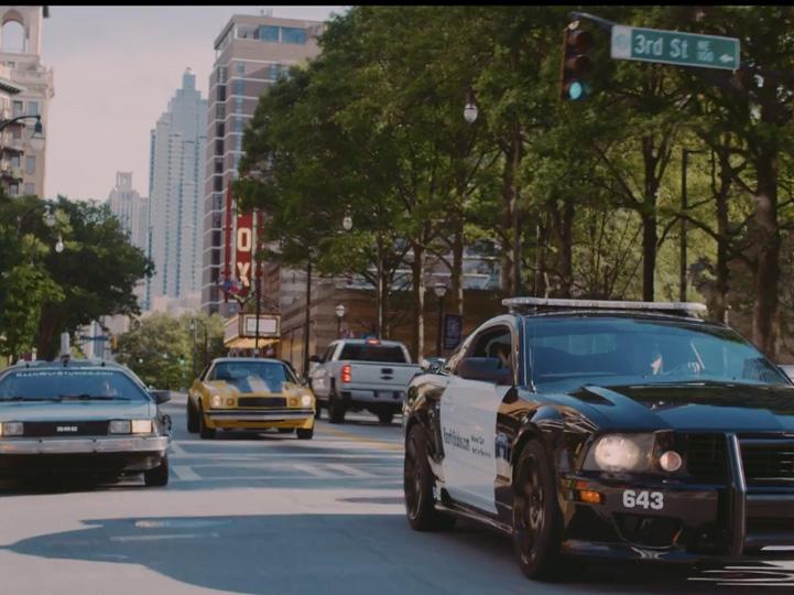 Barricade Atlanta