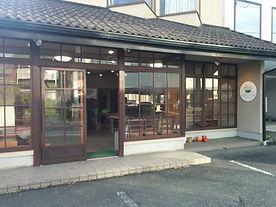豊川市の障害者就労継続支援事業所ベジモファームBの古民家