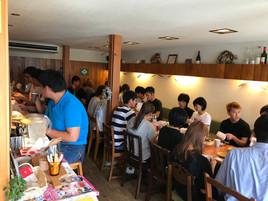 岐阜農業大学校から28名が研修にいらっしゃいました