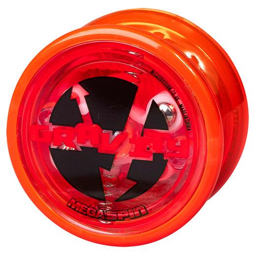 Mega Spin Gravity Orange