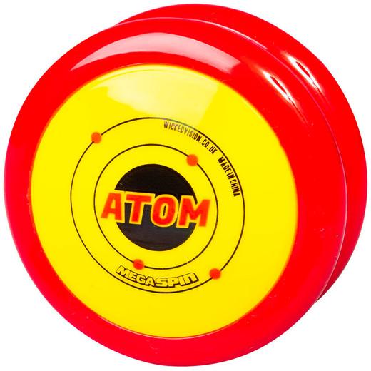 Mega Spin Atom Red