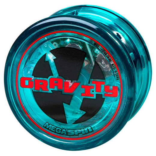 Mega Spin Gravity Green