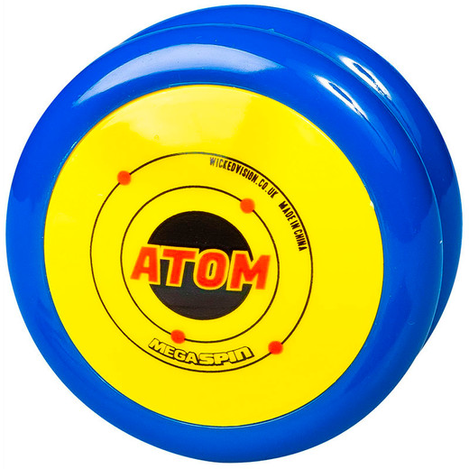 Mega Spin Atom Blue