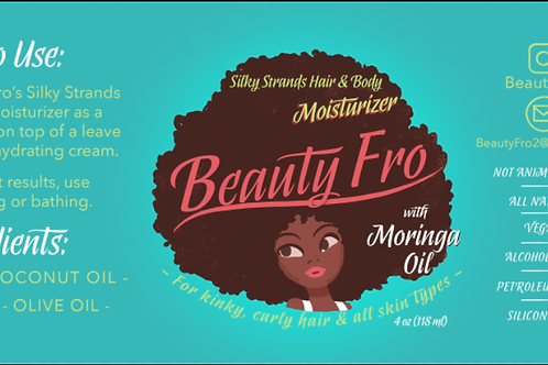 Beauty Fro Hair and Body Butter