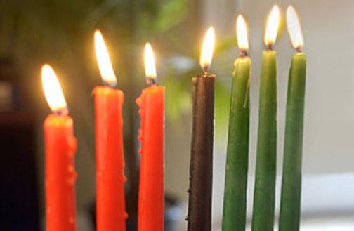 Mishumaa Saba _ Kwanzaa Candles
