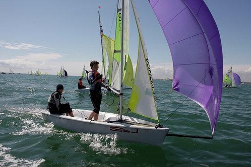 Spinnaker - RS Feva Training Sails