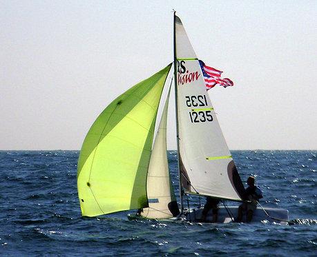 Mainsail  RSVision Training Sails