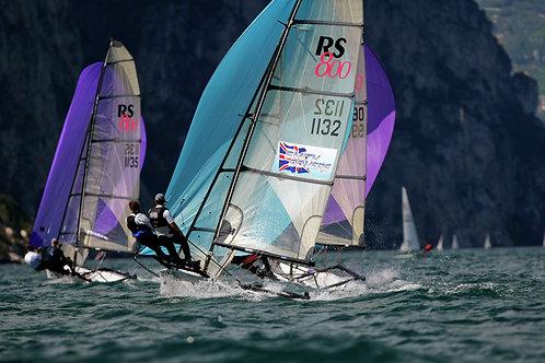 Jib RS800 Training Sails