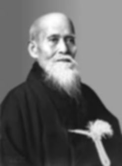 Създателят на айкидо, Морихей Уешиба