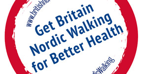 Getting Britain Nordic Walking for Better Health!
