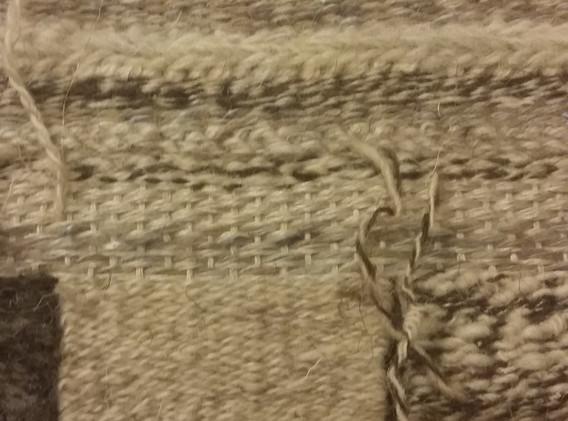 Fustian Weaving.