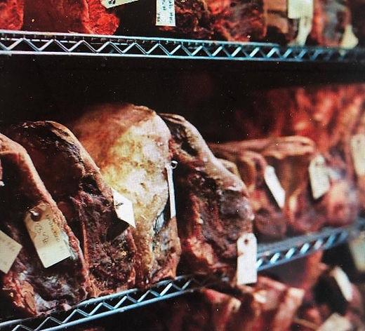Dry Age Steaks