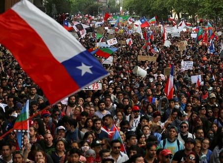 Chile, una mira desde dentro hacia afuera.......