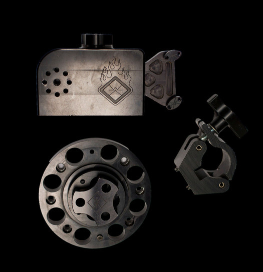 Walter Klassen steadicam hardmount kit