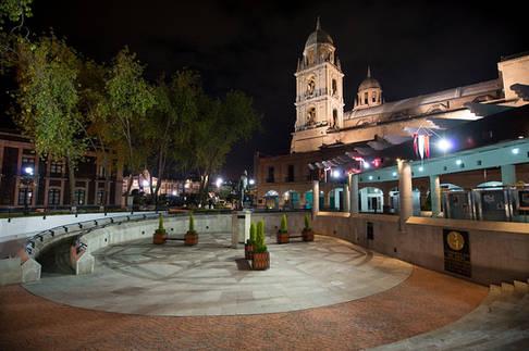 Plaza González Arratia