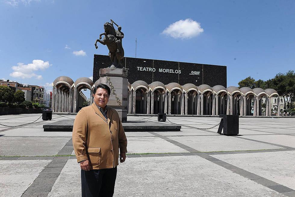 Diputado local Enrique Mendoza