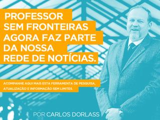 Artigo Semanal | Professor sem Fronteiras: Lançamento!