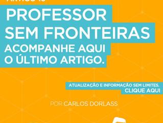Artigo Semanal: O casamento entre o conhecimento e o professor